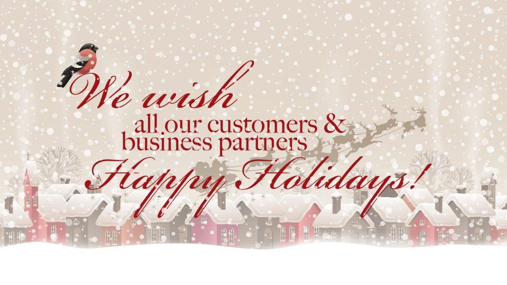 Happy Holidays! – UMV – Inventing for Coating & Sizing